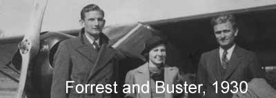 1930's image of Forrest and Buster Boshears