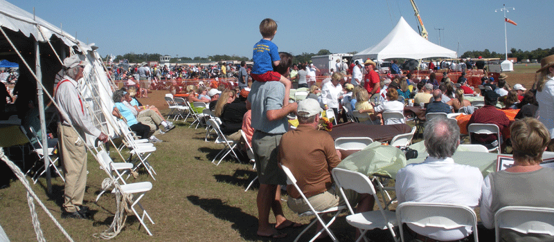 Crowd Watching